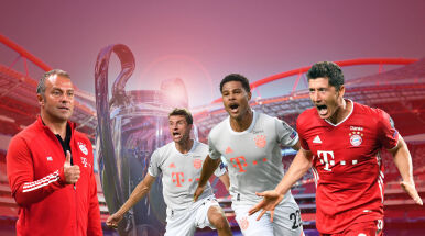 Trener Bayernu wierzy w