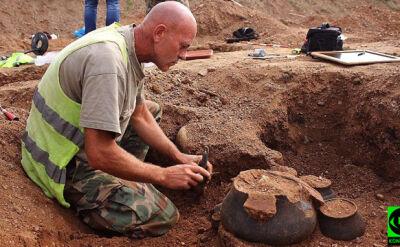 Archeologiczne skarby na budowie S3. Mają kilka tysięcy lat i należały do elity
