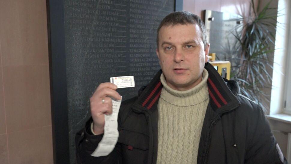 """Miał skasowany bilet, dostał mandat. """"Ofiara kanarów"""" czy """"zwykły cwaniak""""?"""