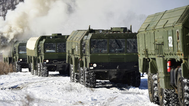 Russia deploys Iskander nuclear-capable missiles to