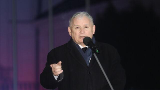 Kaczyński: diabeł podpowiada nam bardzo niedobrą receptę, antysemityzm
