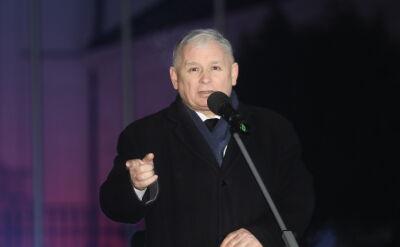 Kaczyński: dziś diabeł podpowiada nam ciężką chorobę umysłu - antysemityzm, musimy go odrzucać