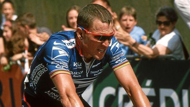 Armstrong pozwany o kolejne miliony. Tym razem przez rząd USA