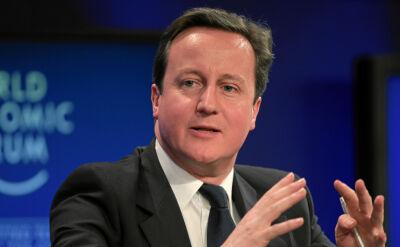 Cameron: tej katastrofy nie da się ogarnąć rozumem