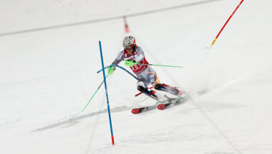 Niecodzienny slalom i szalony pościg Noela. Awansował o 26 miejsc