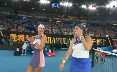Babos i Mladenovic najlepszymi deblistkami Australian Open