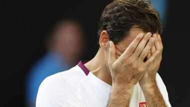 Powrót z zaświatów. Federer obronił siedem piłek meczowych i uratował się w pięciu setach
