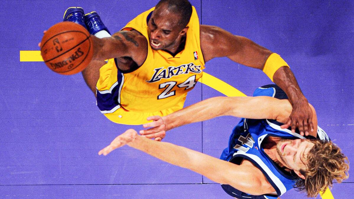 Numer 24 zastrzeżony przez klub NBA. Kobe Bryant nigdy w nim nie grał