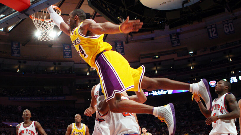 Nike zawiesiła sprzedaż butów Bryanta. Ceny szybowały w górę