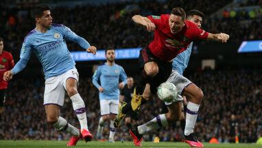 Pucharowe derby Manchesteru dla United. Ale w finale zagrają piłkarze City
