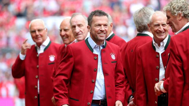 """""""Jeśli Bayern chce wygrać Ligę Mistrzów, to musi drogo kupować"""""""
