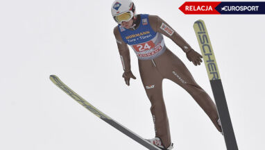 Kobayashi nokautuje w Innsbrucku. Stoch za podium