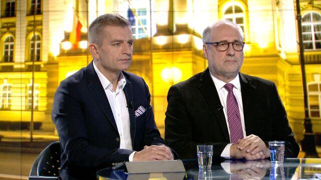 Bartosz Arłukowicz i Grzegorz Długi o nominacji Adama Andruszkiewicza
