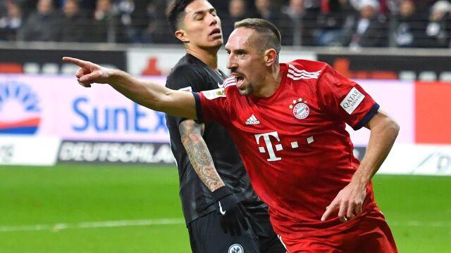 """""""Bild"""" grzmi: Bayern Monachium musi zawiesić Francka Ribery'ego"""