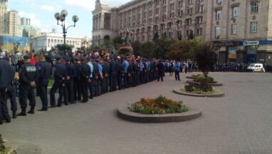 Media: Kolejna bójka z udziałem kibiców Legii. Tym razem na Majdanie