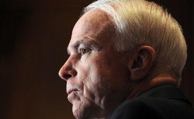Nie żyje John McCain