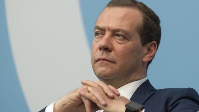 Miedwiediew: Jest szansa na poprawę relacji z Ukrainą. Ale...