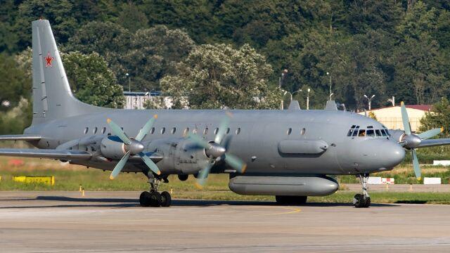 Syryjczycy zestrzelili rosyjski samolot wojskowy. Moskwa wini Izrael
