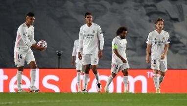 Sensacja w Madrycie. Real skompromitował się na powitanie Ligi Mistrzów