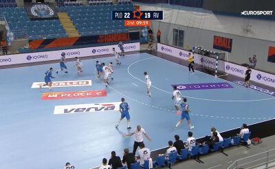 Skrót meczu ORLEN Wisła Płock - Fivers w 1. kolejce Ligi Europejskiej