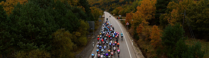 Francja zamknięta dla kolarzy.  Giro i Vuelta zmieniły trasy