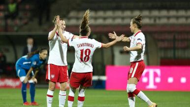 Pewna wygrana polskich piłkarek w walce o Euro