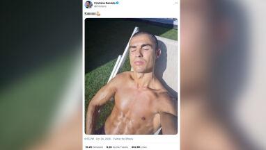 """Słońce, spokój i... """"Siiiiiiiiiii"""". Reakcja Ronaldo na wygraną Realu w El Clasico"""