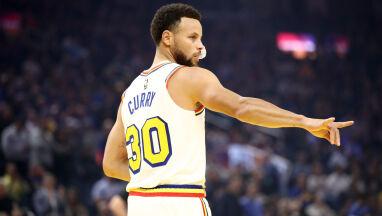 Po złamaniu nie ma śladu. Curry wrócił na parkiet NBA