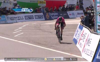 Cavanagh wygrał 2. etap Tour de Taiwan