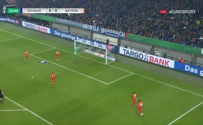 Poprzeczka uratowała Bayern przed stratą gola