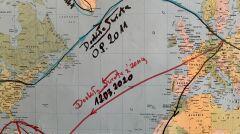 Ryszard Tunkiewicz zawsze skrupulatnie planuje każdą podróż