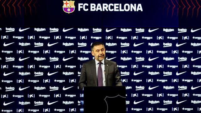 """""""Grożono mi i mojej rodzinie"""". Były już prezydent Barcelony o powodach dymisji"""