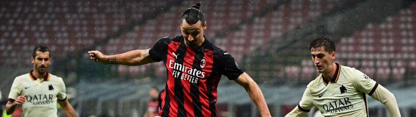 Grad goli w hicie. Milan stracił pierwsze punkty