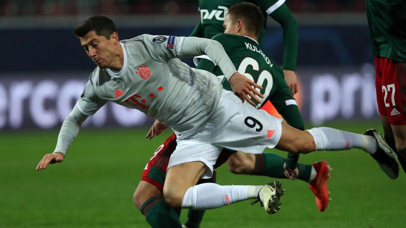 Lewandowski podbił Moskwę. Nie było łatwo