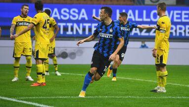 Gol w 92. minucie. Inter uniknął kompromitacji