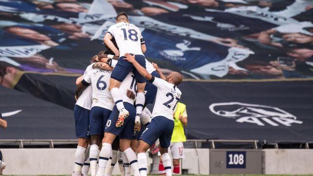 Ważna wygrana Tottenhamu. Son bohaterem derbów północnego Londynu