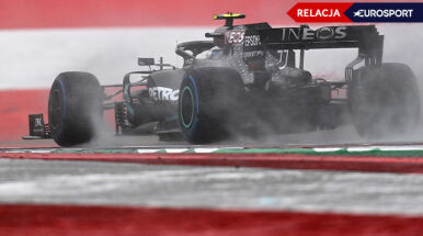 Wyścig F1 o Grand Prix Styrii [RELACJA]
