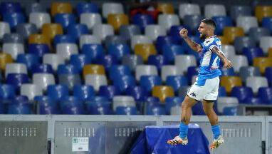 Piękne gole w hicie Serie A. Napoli zdjęło sześcioletnią klątwę
