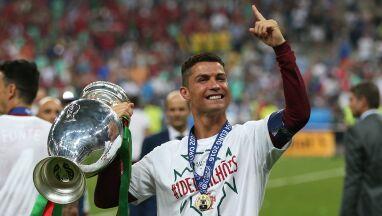 Ronaldo wskazał najważniejszy tytuł w swojej karierze