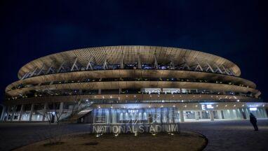 Przedolimpijska próba Stadionu Narodowego w Tokio