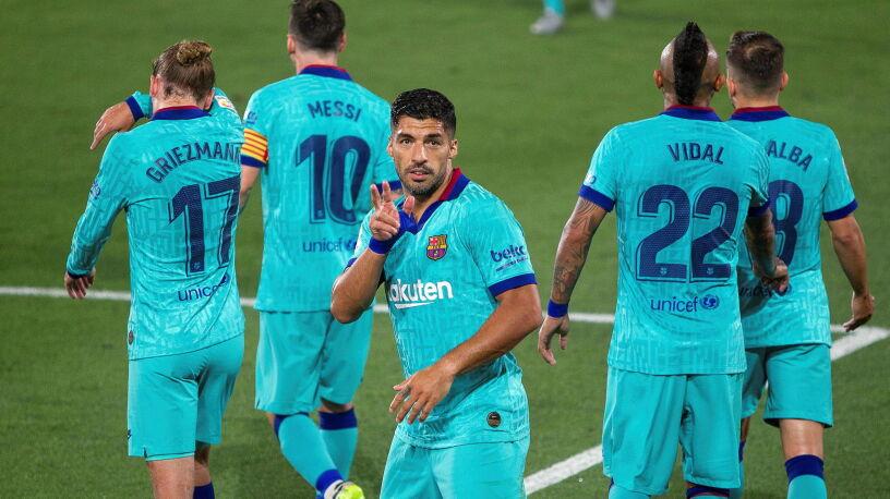 Barcelona nie składa broni. Efektownie odpowiedziała Realowi