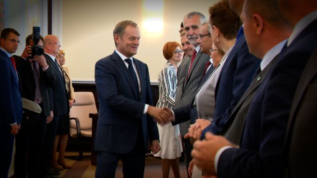 Sondaż: odejście Tuska nie osłabi Platformy