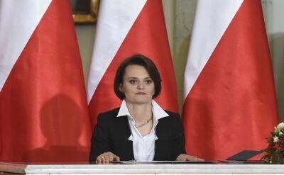 Emilewicz ministrem przedsiębiorczości i technologii