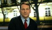 Sikorski: Macierewicz był politycznym trupem. Odtworzył go Kaczyński