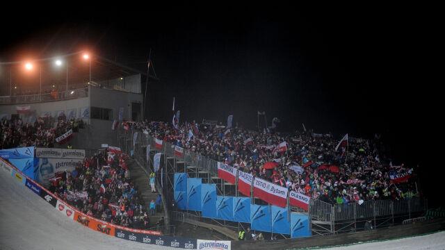 Puchar Świata w skokach w Wiśle. Bilety już tylko na kwalifikacje