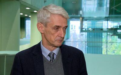Rzecznik Sądu Najwyższego Michał Laskowski o jutrzejszym wyroku TSUE ws. KRS
