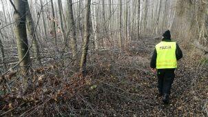 W trakcie poszukiwań zaginionego mężczyzny znaleziono zwłoki innej osoby