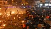 Aresztowania po protestach na uniwersytecie w Hongkongu