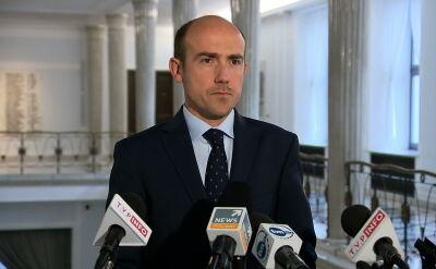 Budka: przygotowaliśmy wniosek o odwołanie marszałek Sejmu
