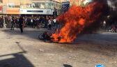 Biały Dom potępia użycie siły przeciwko demonstrantom w Iranie